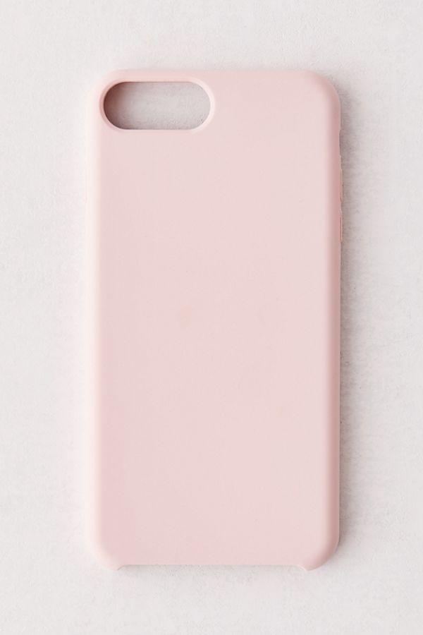 purchase cheap 7ed9b e8ca8 CYLO Blush Silicone iPhone Case