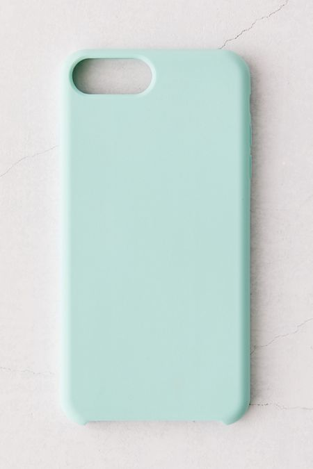 c450bfee7f9 CYLO Silicone Mint iPhone Case