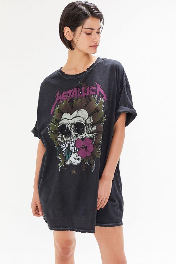 120c518bde2d Slide View  1  Metallica T-Shirt Dress