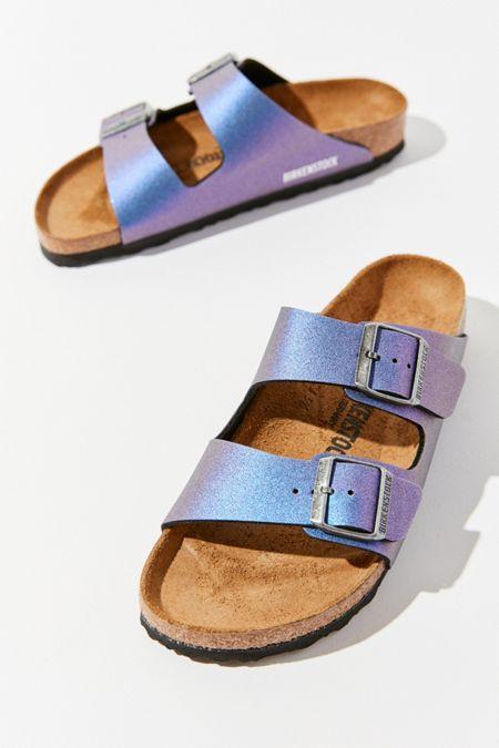 66c0baea64b1 Birkenstock Arizona Metallic Sandal · Quick Shop