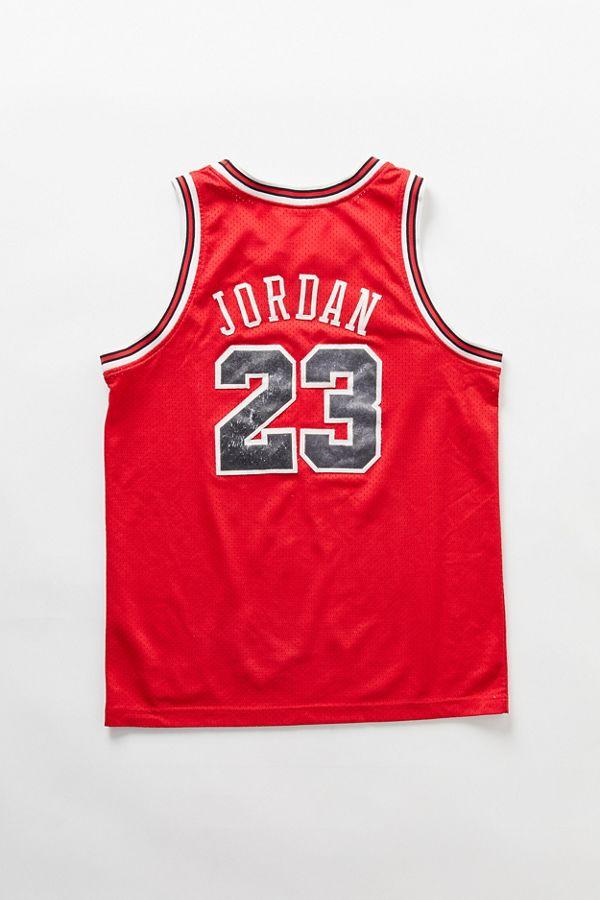 release date 4c1e7 dec3c Vintage Nike Michael Jordan Chicago Bulls Jersey