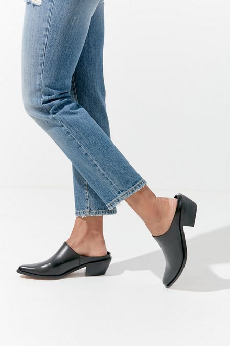 bf66693ceb182 Mule Shoes + Heels for Women | Urban Outfitters