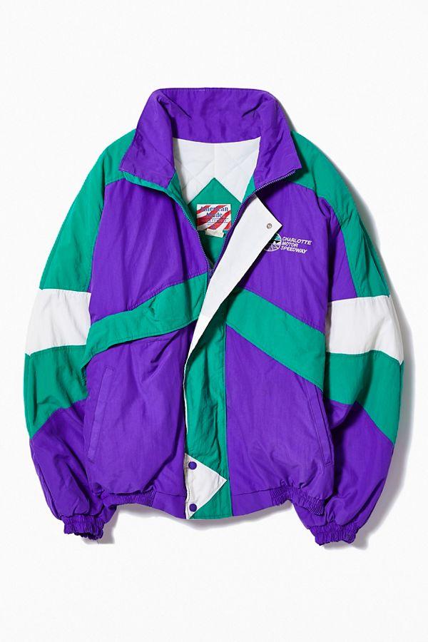Veste de ski vintage années 80 American Made