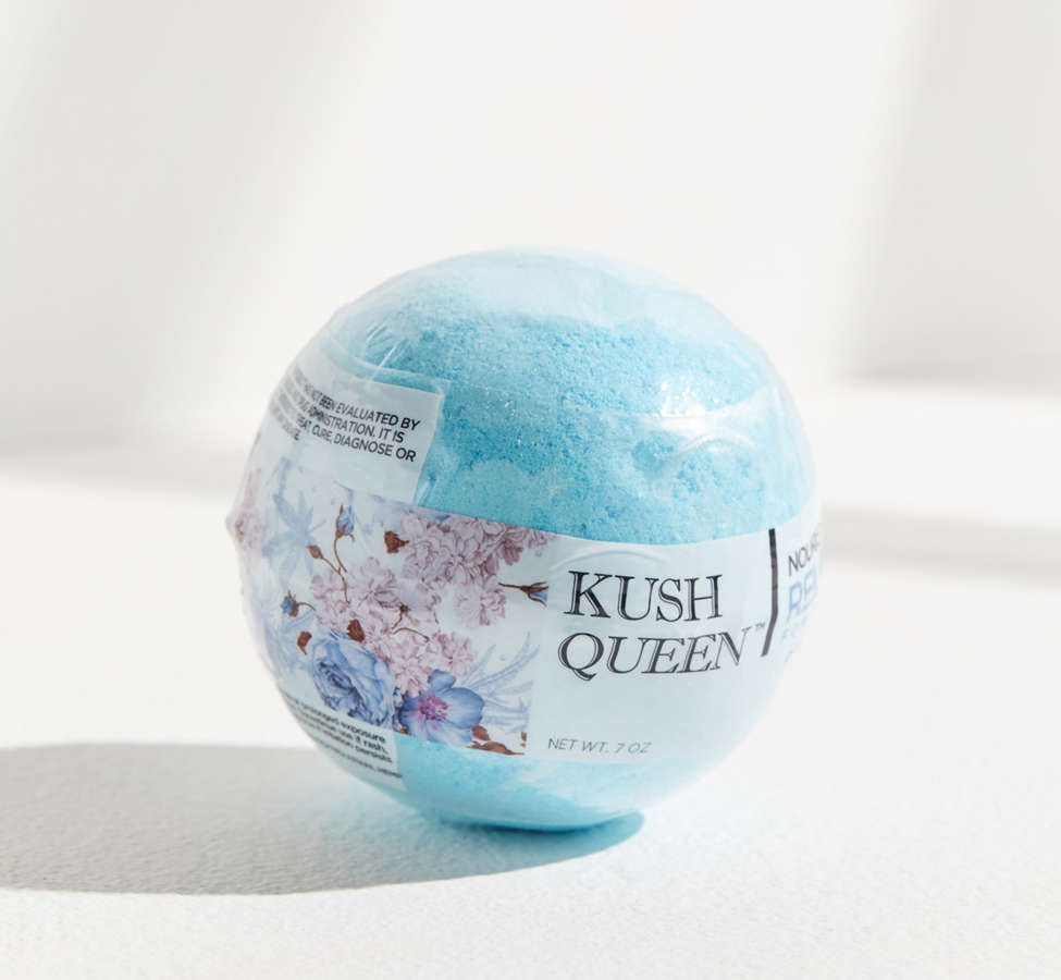 Slide View: 2: Kush Queen CBD + Essential Oil Bath Bomb