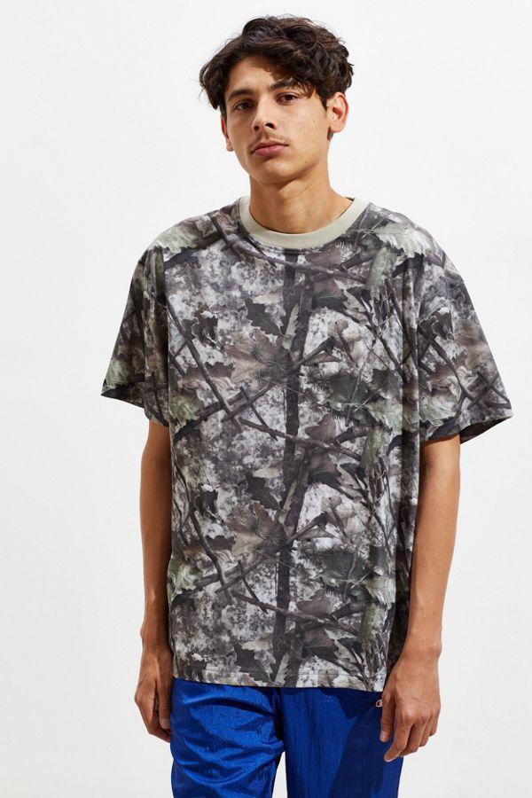 fe2e06442 UO Camo Print Tee | Urban Outfitters