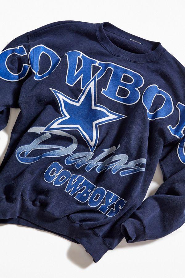 info for 2d5e4 710c2 Vintage Dallas Cowboys Crew-Neck Sweatshirt
