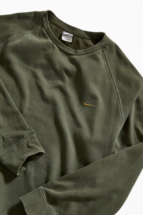 incredible prices classic style wholesale online Vintage Nike Crew-Neck Sweatshirt