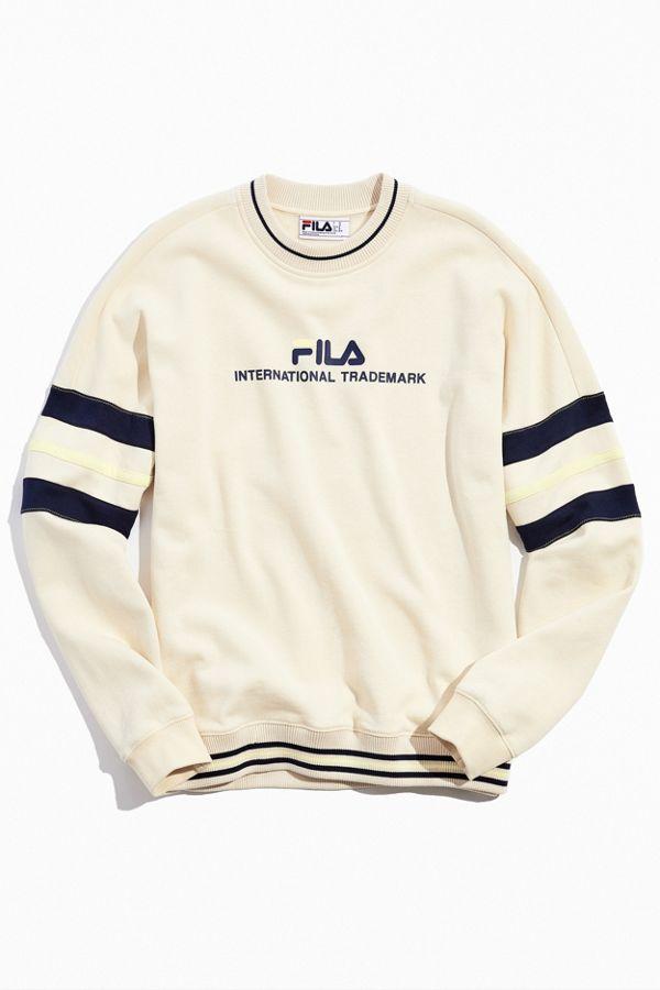 FILA Adamo Crew Neck Sweatshirt