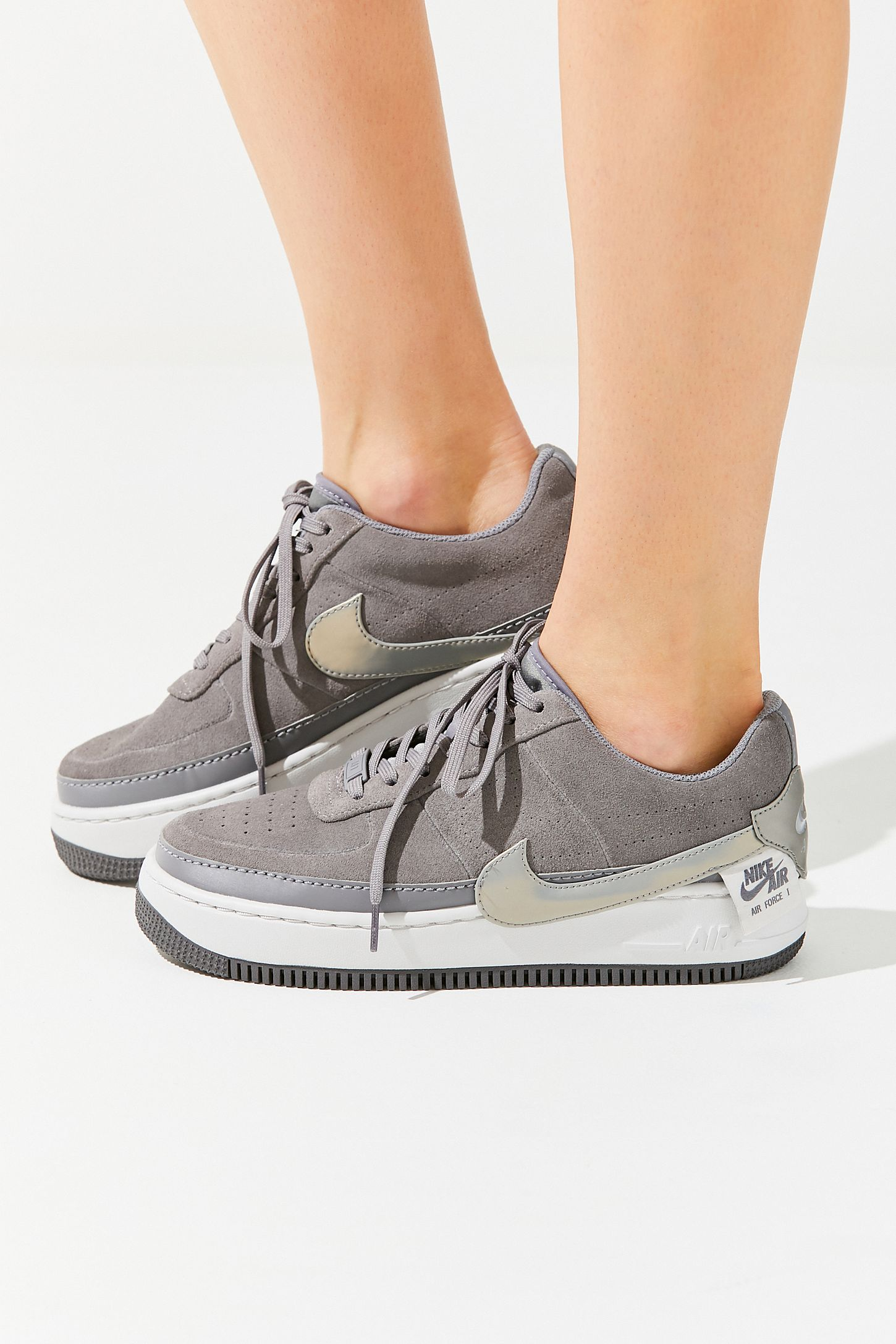 huge discount 204b1 d252a Nike Air Force 1 Jester XX Suede Sneaker