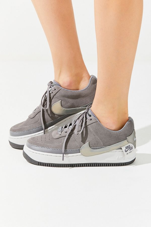 Nike Air Force 1 Jester Xx Suede Sneaker