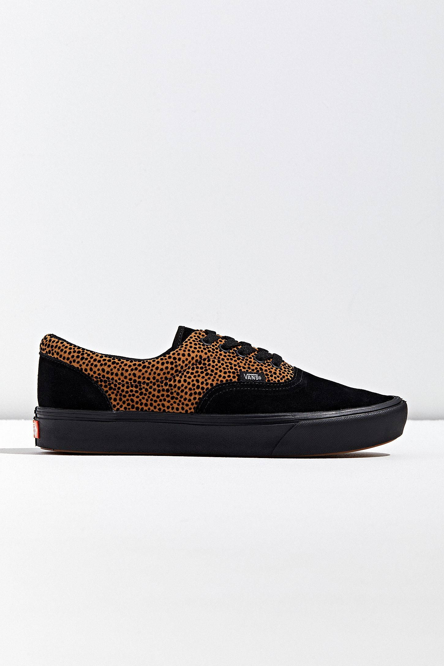 Vans Era Tiny Cheetah ComfyCush Sneaker