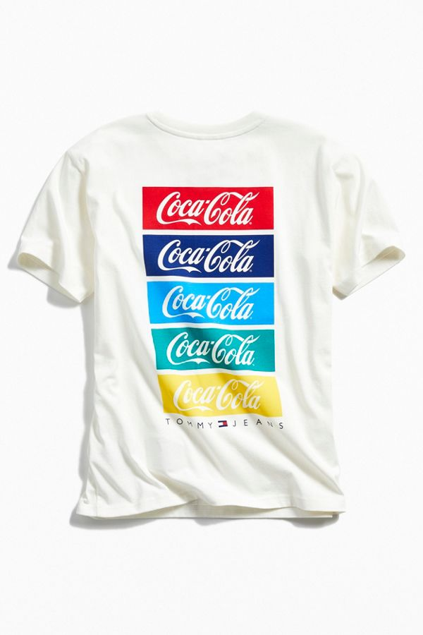 7d3ab1f5b Tommy Jeans X Coca-Cola Repeat Tee | Urban Outfitters