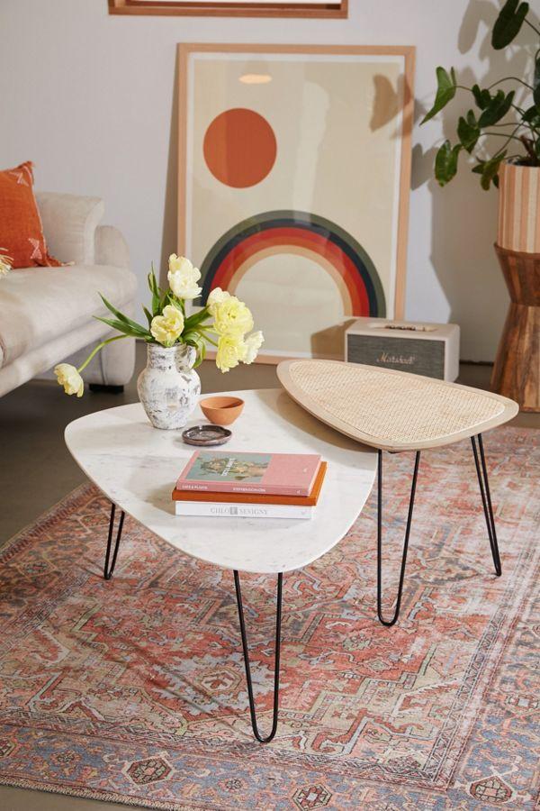 Sylvia Nesting Coffee Table Set