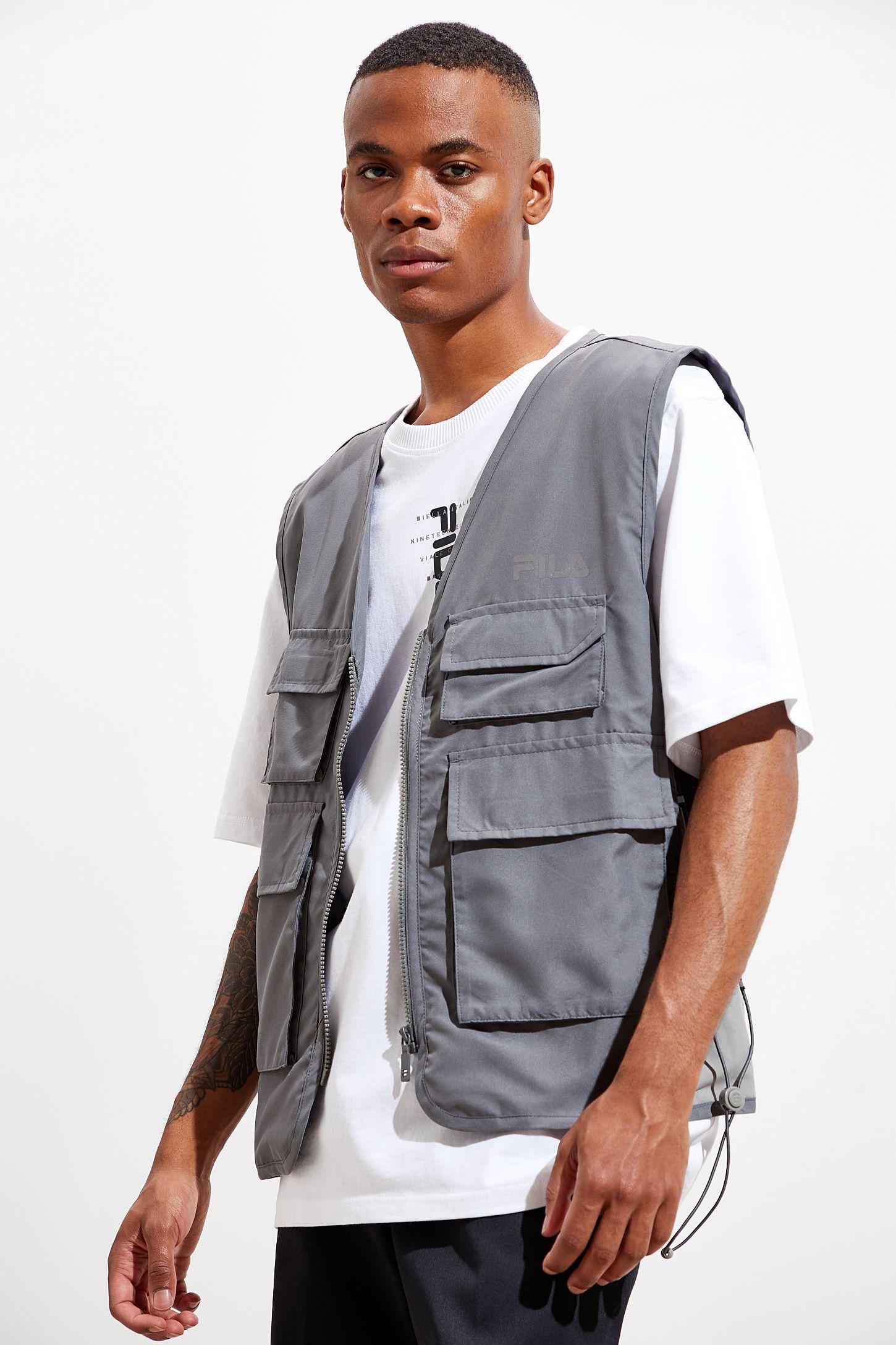 FILA UO Exclusive Rahum Utility Vest