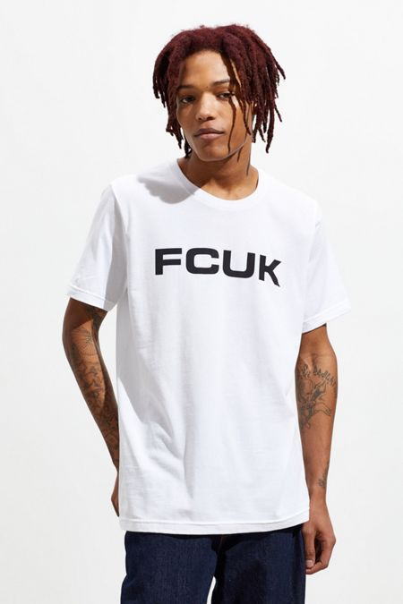 6bdb06ec1ed Fcuk - Graphic Tees, Tops, + Hoodies For Men | Urban Outfitters