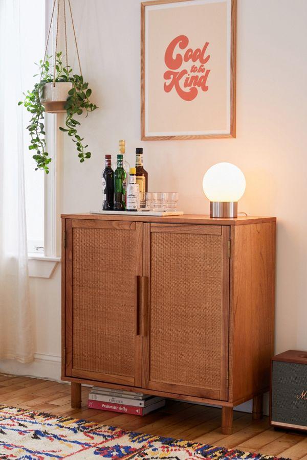 Slide View: 1: Delancey Storage Cabinet