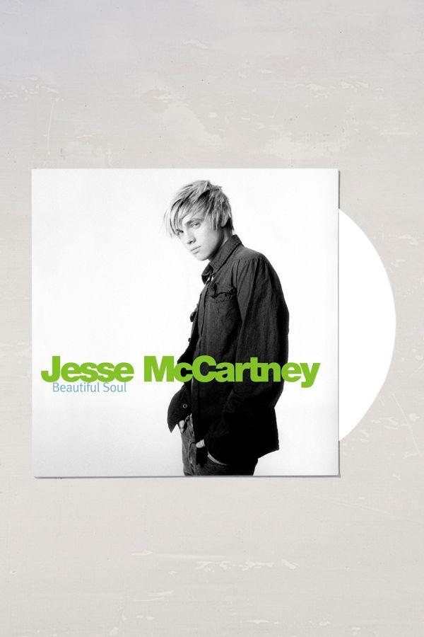 e86246e1 Jesse McCartney - Beautiful Soul Limited LP   Urban Outfitters