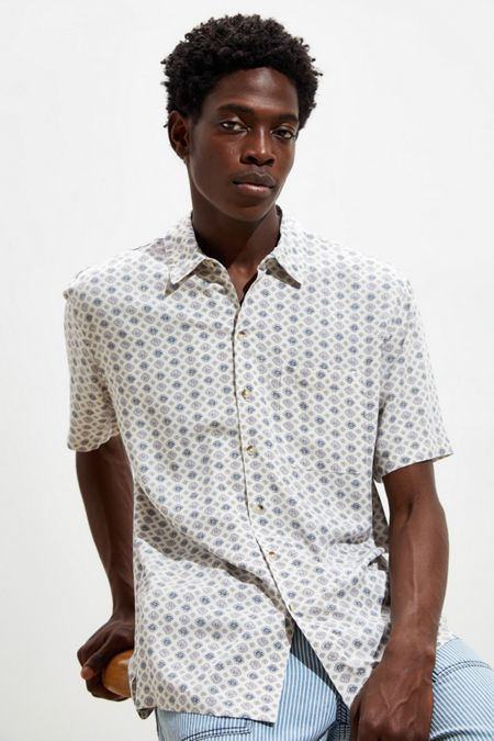 3334fd5a22 Men's Shirts | Flannel + Button Downs | Urban Outfitters