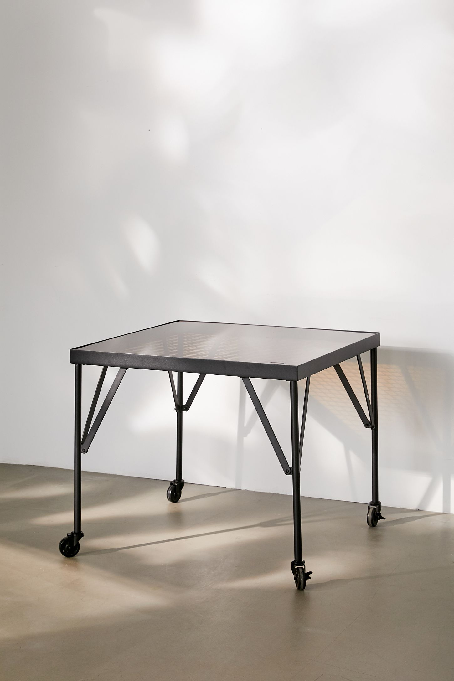 Adam Outdoor Dining Table Urban Outfitters