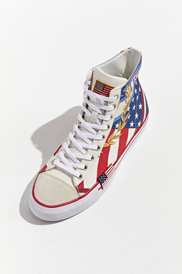 the best attitude 619e5 3f327 Polo Ralph Lauren Solomon II Sneaker