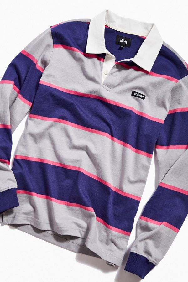 Stussy Blake Rugby Shirt by Stussy