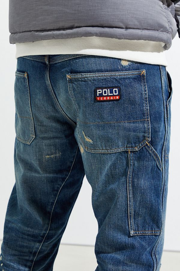 better sale online half price Polo Ralph Lauren Utility Jean