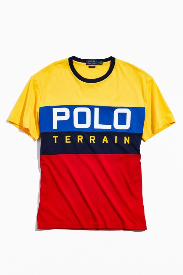 Polo Ralph Lauren Terrain Tee by Polo Ralph Lauren