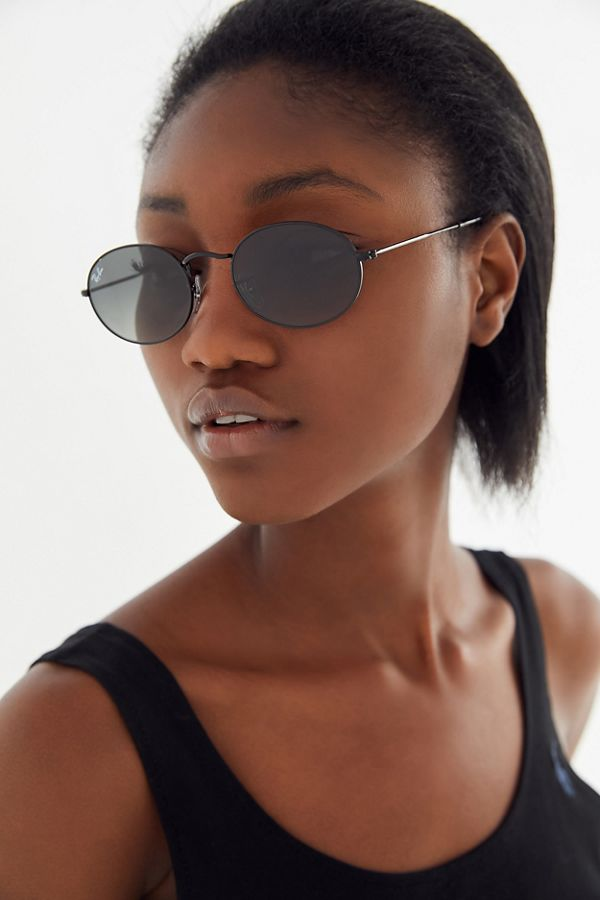 6495b2eb6 Ray-Ban Round Flat Lens Sunglasses | Urban Outfitters