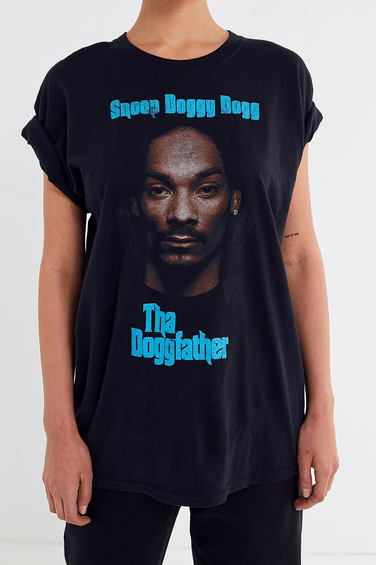 403e672f Day Snoop Dogg Tha Doggfather Tee | Urban Outfitters
