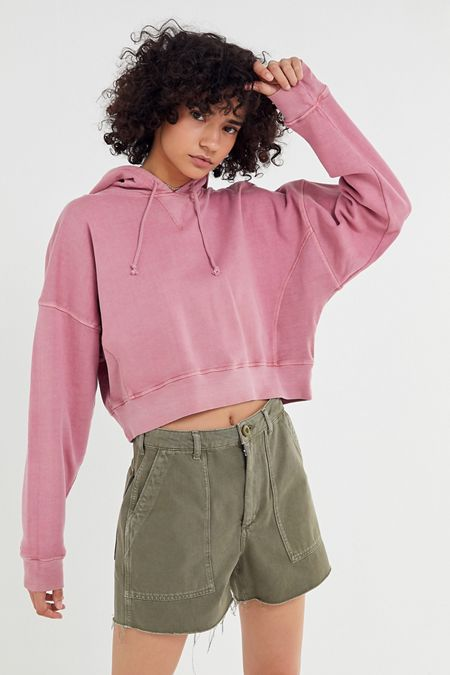 5c724bb0a18 Hoodies + Sweatshirts for Women | Urban Outfitters