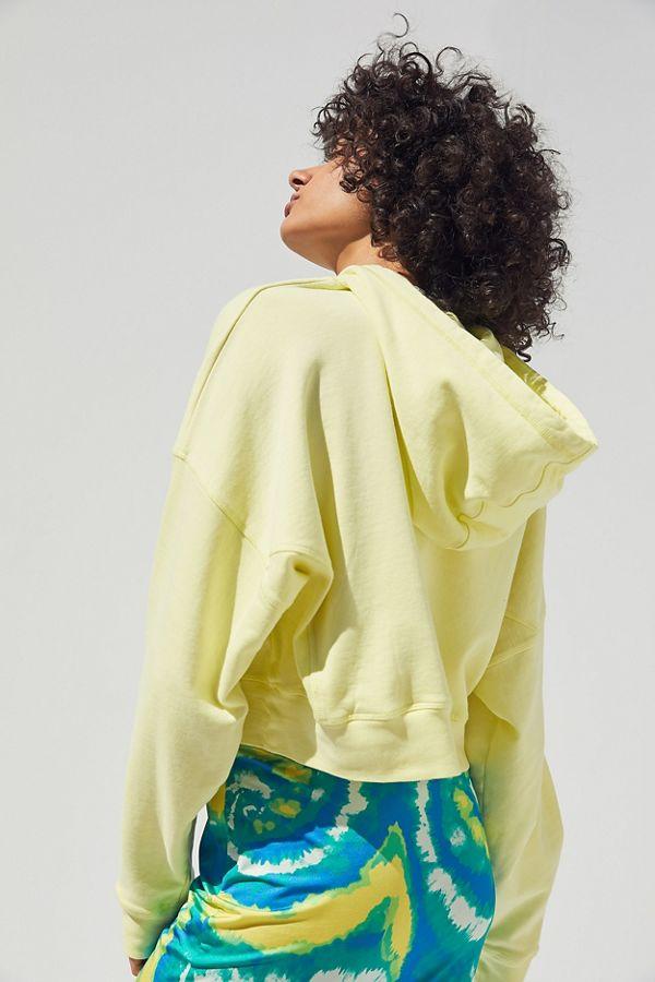 Uo Kylie Cropped Hoodie Sweatshirt by Urban Outfitters