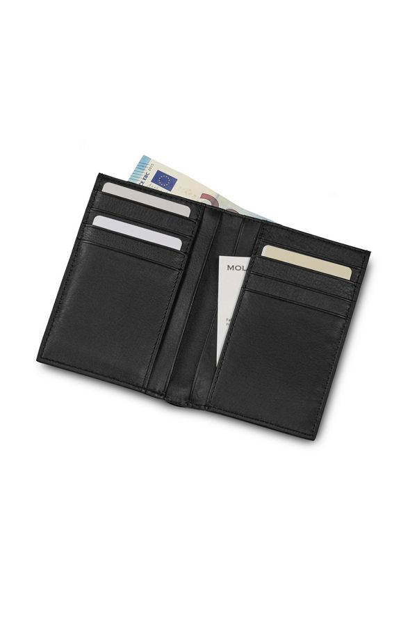 799cf87c44a5 Moleskine Classic Leather Passport Wallet
