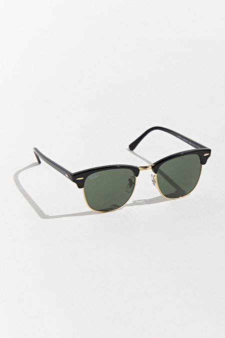 aa133260fdc6f Ray-Ban Clubmaster Classic Sunglasses