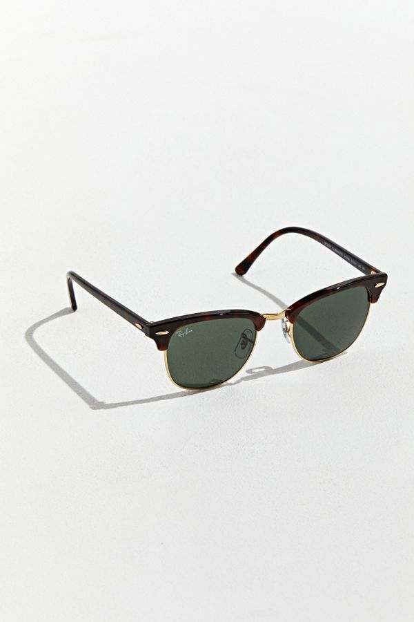 d4e257f26 Ray-Ban Clubmaster Classic Sunglasses | Urban Outfitters