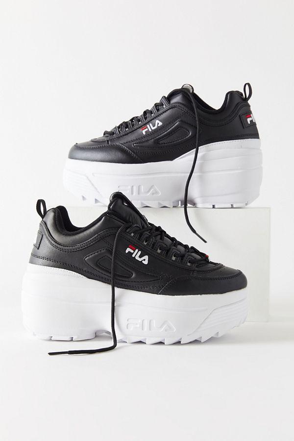FILA Disruptor 2 Wedge Platform Sneaker