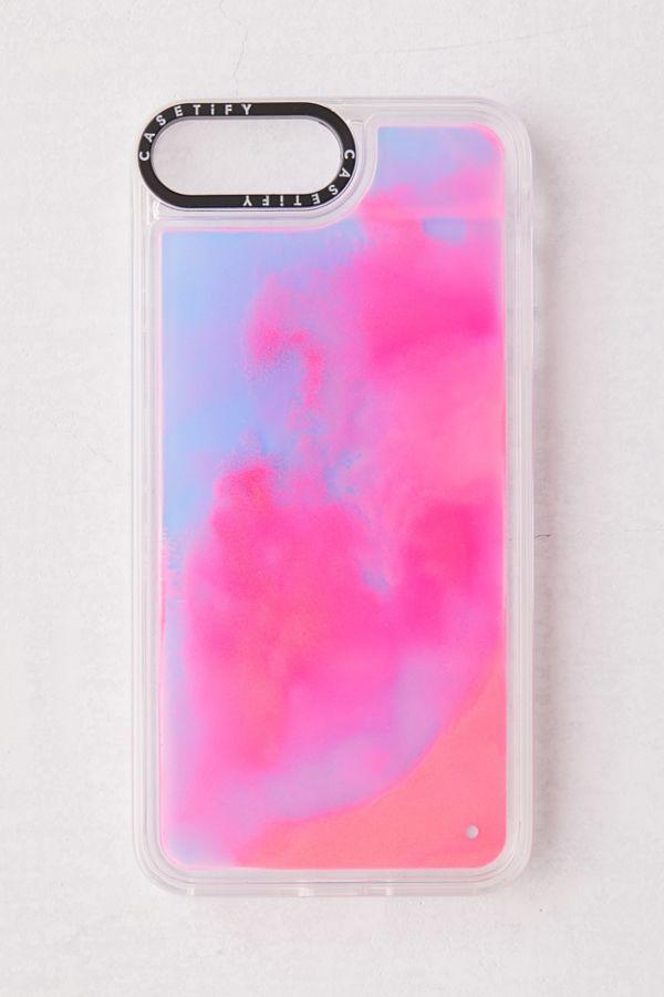 lowest price 7e764 7c069 Casetify Neon Sands Hotline iPhone Case