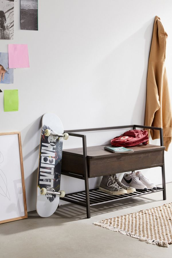 Stupendous Florence Storage Bench Lamtechconsult Wood Chair Design Ideas Lamtechconsultcom