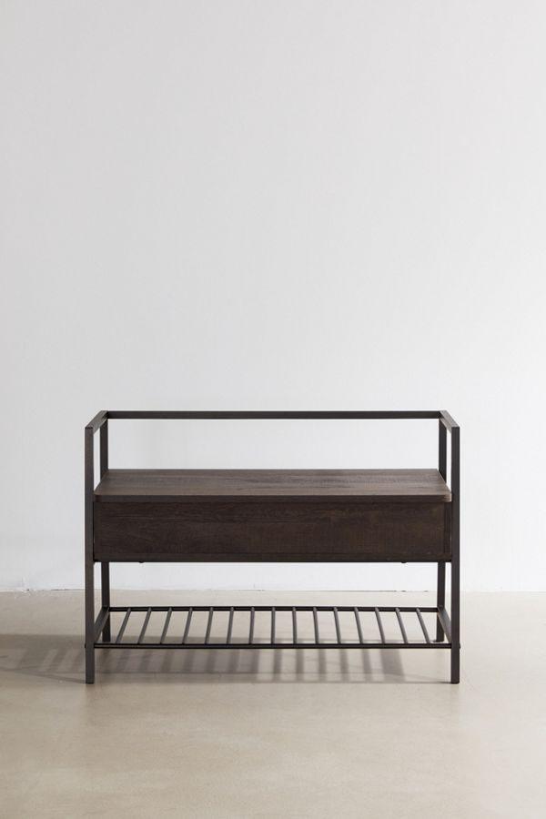 Astounding Florence Storage Bench Lamtechconsult Wood Chair Design Ideas Lamtechconsultcom