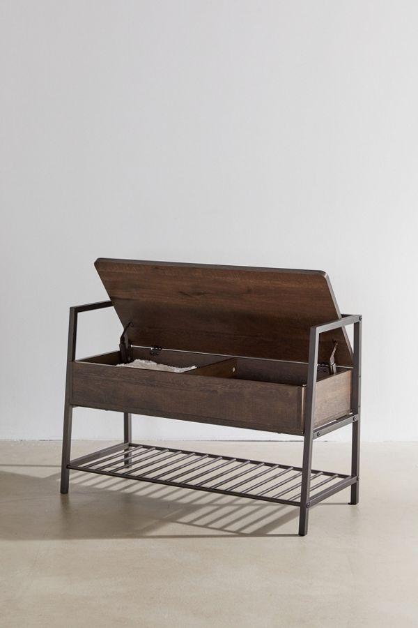 Excellent Florence Storage Bench Lamtechconsult Wood Chair Design Ideas Lamtechconsultcom