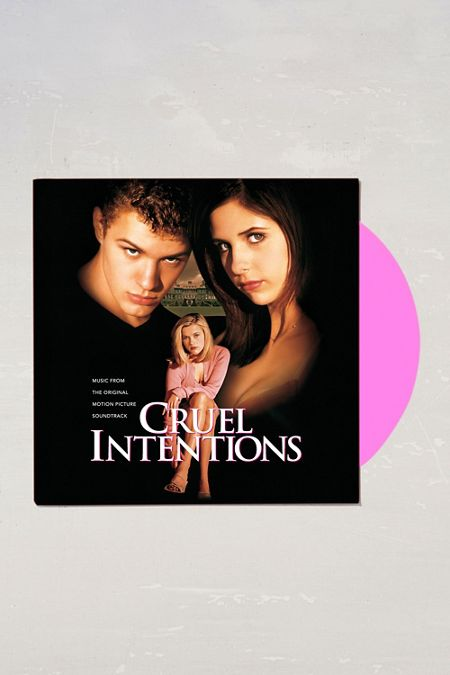 c1ee983c970cfe Various Artists - Cruel Intentions  Music From The Original Motion Picture  Soundtrack Limited 2XLP