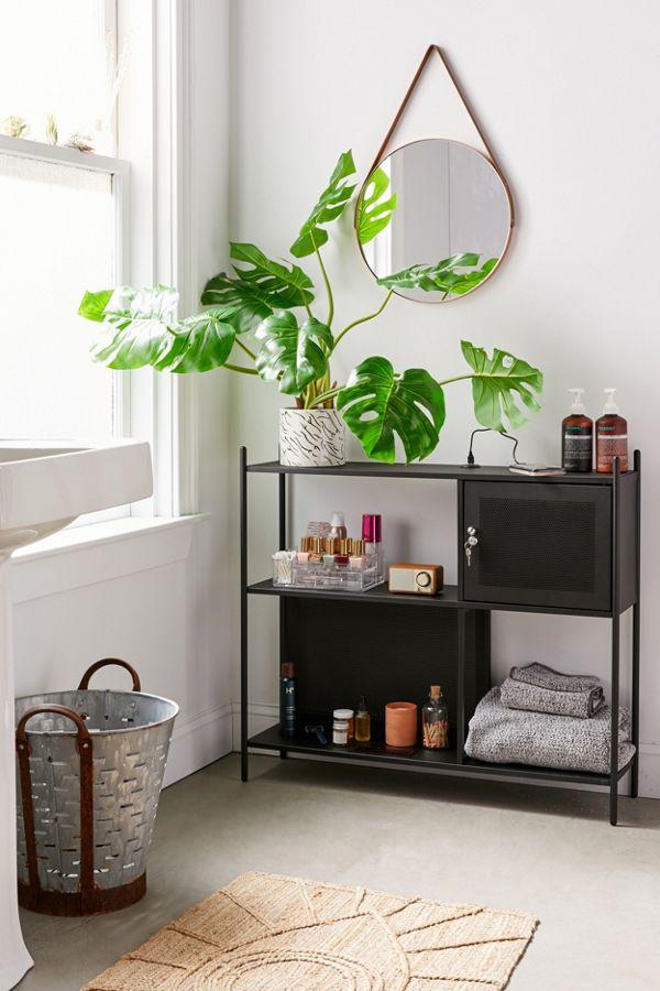 Slide View: 1: Wesley Storage Cabinet