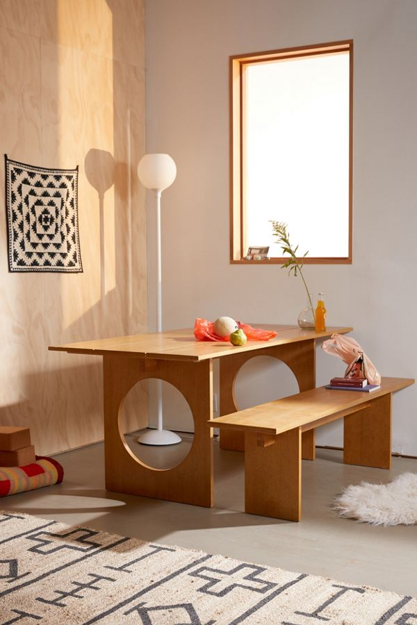 Slide View: 1: Astrid Dining Table
