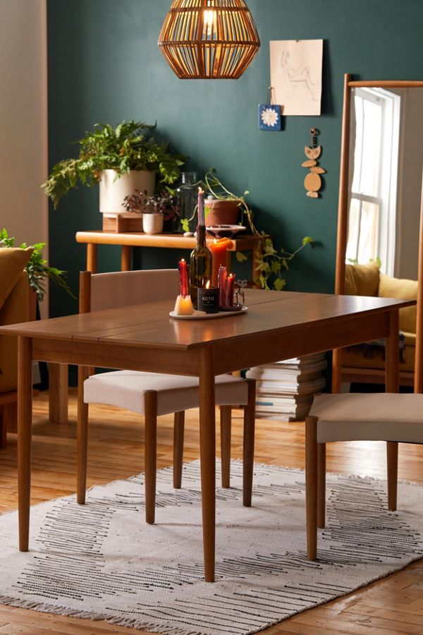 Slide View: 1: Huxley Storage Dining Table