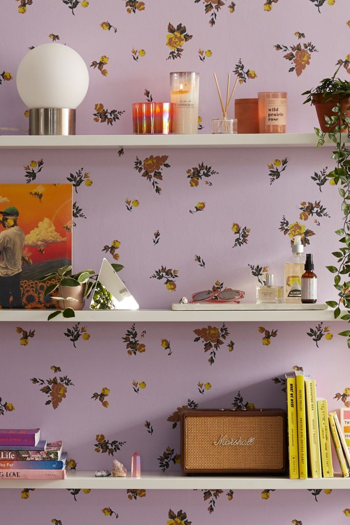 Corinne Removable Wallpaper Urban Outfitters
