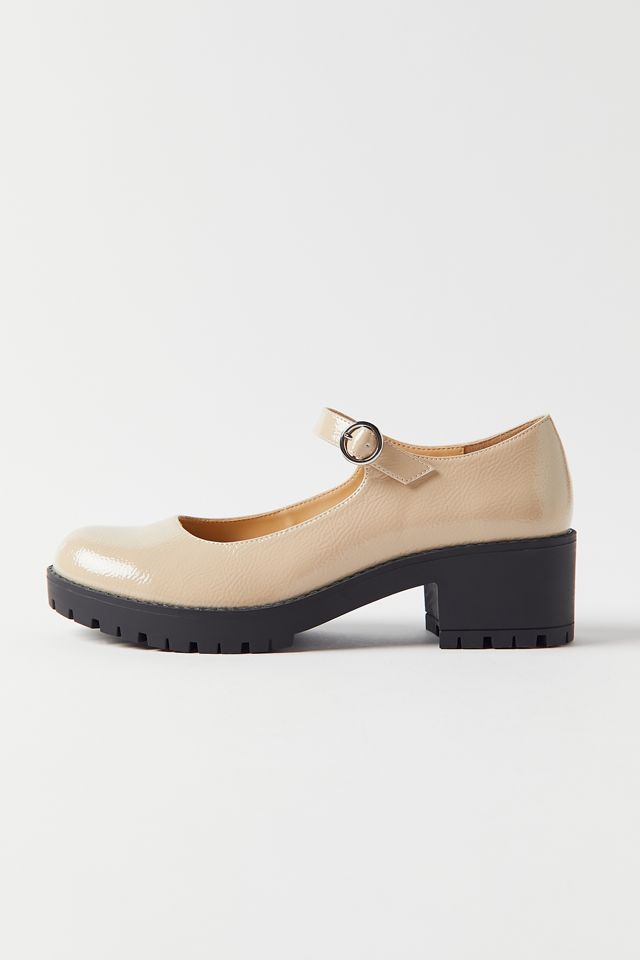 Uo Daria Treaded Mary Jane Urban Outfitters