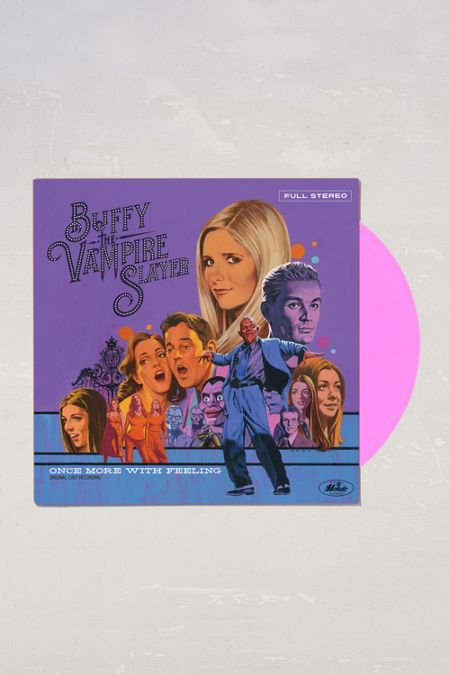 2d5a287277 Buffy The Vampire Slayer - Once More With Feeling Limited LP