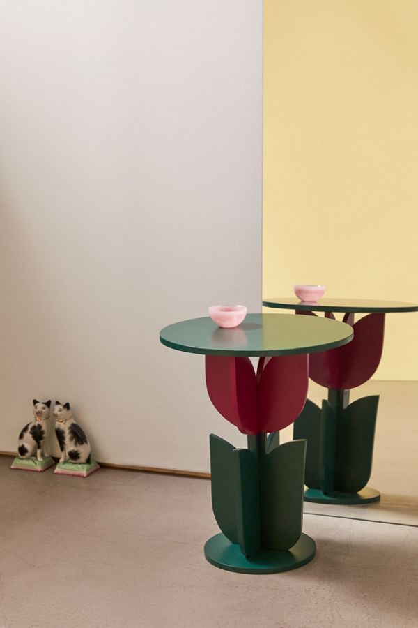 Tulip Side Table by Urban Outfitters