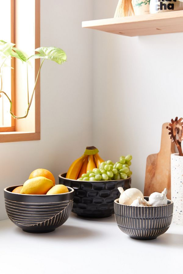 Slide View: 1: Ivy Nesting Bowl Set