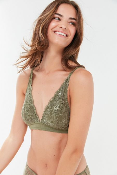 177543995 Women's Bras + Bralettes: Lace, Cotton, & Seamless | Urban Outfitters