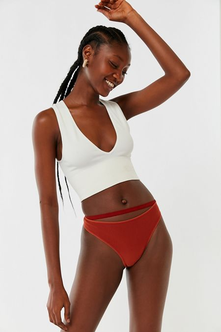 ee6c4853a7a Underwear for Women: Lace, Ribbed, Laser-cut + More | Urban Outfitters